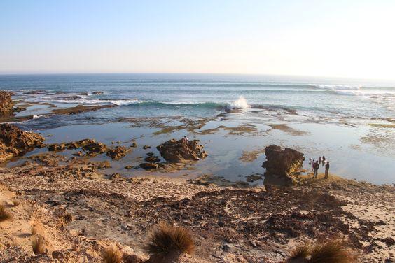 Pearces Beach, Mornington Peninsula National Park, Victoria, Australia