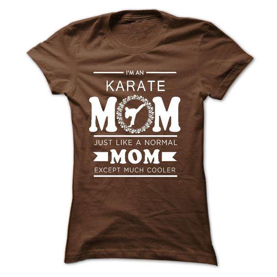 KARATE MOM T Shirt, Hoodie, Sweatshirt
