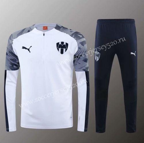 White 2019-2020 Marseille Woven Pants