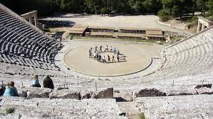 Epidaurus Theatre Greece - Google Search