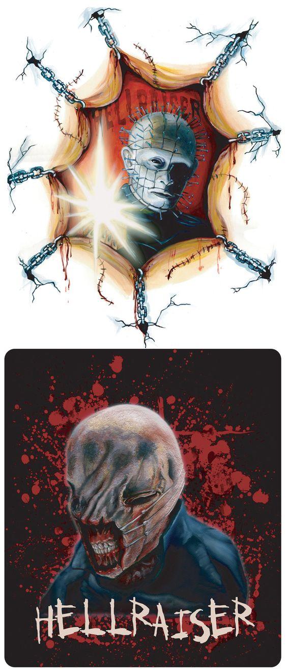 Hellraiser Scene Setters, DECORATIONS & SUPPLIES & Halloween