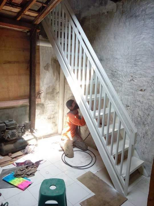 Harga Baja Ringan Daerah Bogor Jasa Pembuatan Railing Tangga Besi Pamulang Pondok Cabe