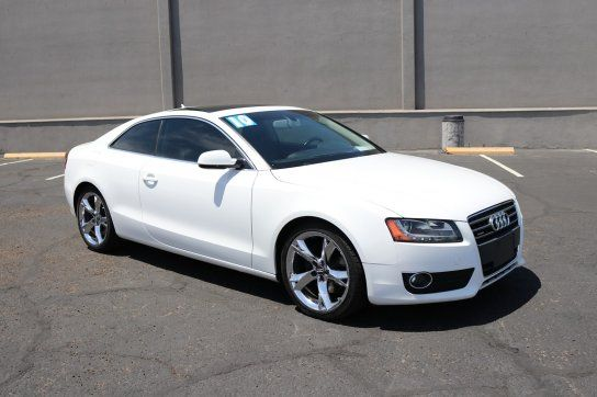 Coupe 2010 Audi A5 2 0t Premium Plus Quattro Cpe With 2 Door In Las Vegas Nv 89104 Audi A5 Audi Coupe