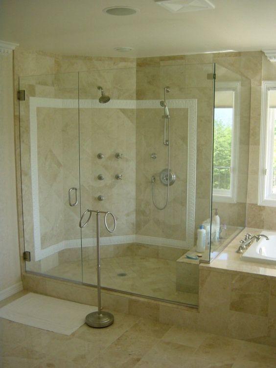 25 ides douche litalienne pour une salle de bain moderne - Douche A Litalienne Moderne