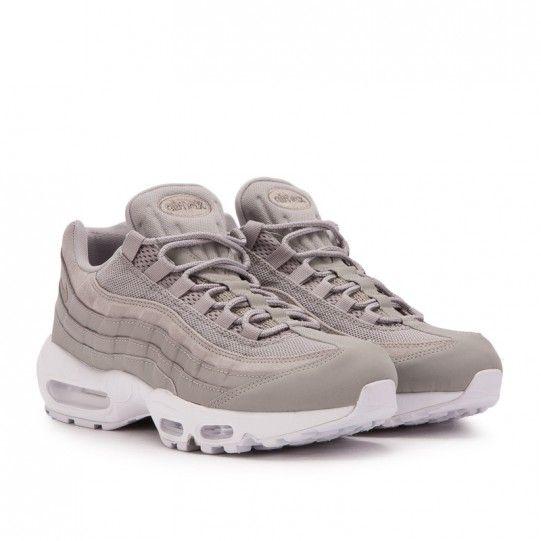 Nike Air Max 95 Premium Cobblestone Weiss Sepatu