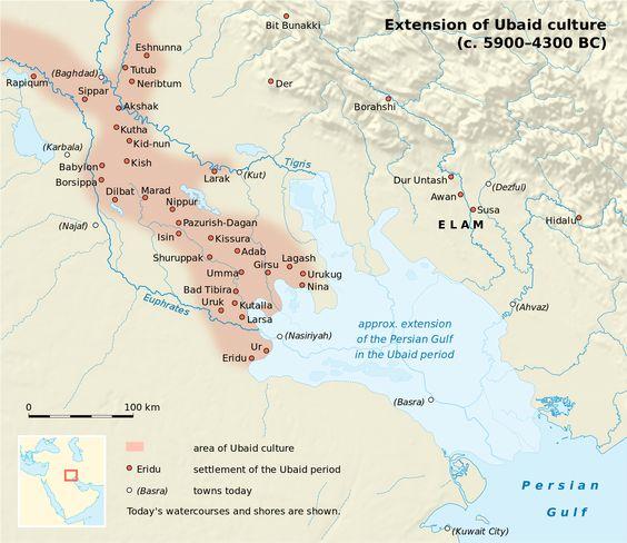 Ubaid culture period