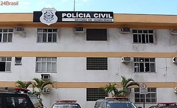 Assalto termina em troca de tiros e um suspeito morto em Cariacica