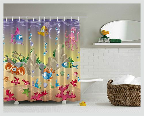 Cool Kids Bathroom Decor And Accessories For Less Cool Shower