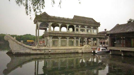 Summer Palace, Beijing, China #travel