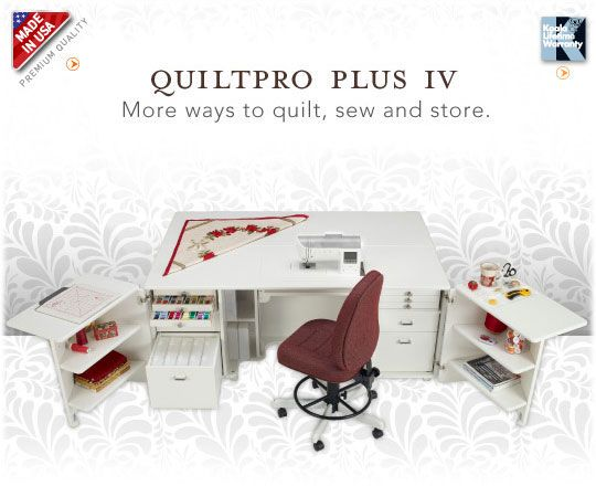 Koala Sewing Cabinet Quiltpro Plus IV