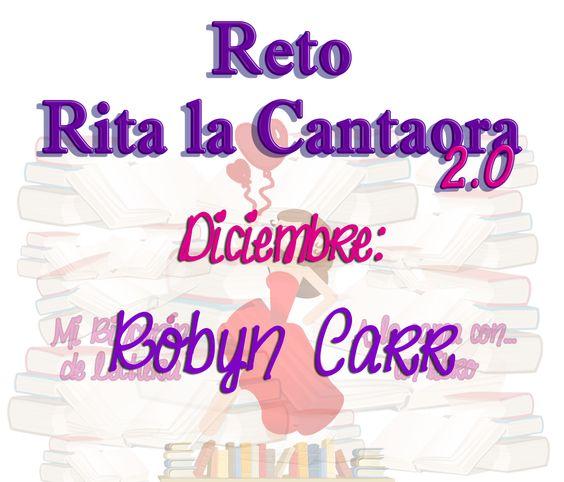 Diciembre #RitaCarr Robyn Carr