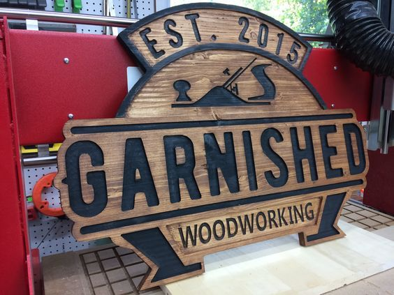 Image result for Customized Cabinet Signs for the Business