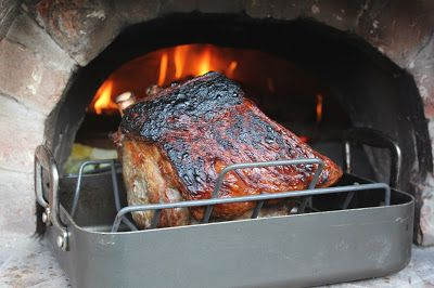 FLOWER POT KITCHEN: WOOD FIRED CLAY OVEN ROAST RIB OF ANGUS BEEF