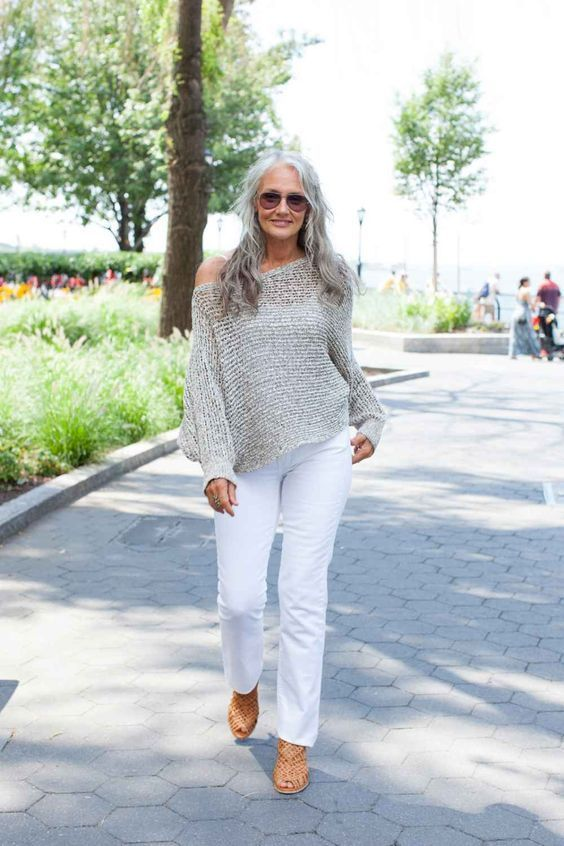 50 Gorgeous Summer Outfits For Women Over 40 Years Old Women Clothes For Women Fashion