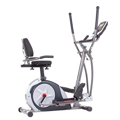 Body Champ New Trio Trainer All In One Elliptical Upright