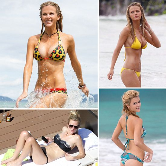 Brooklyn Decker!! I love her bc of her body and she's super sweet! <3