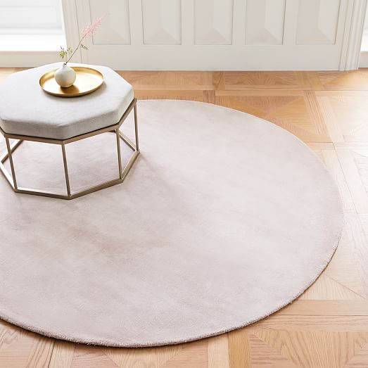 Lucent Rug West Elm In 2020 Round Rugs Area Rugs Diy Rugs