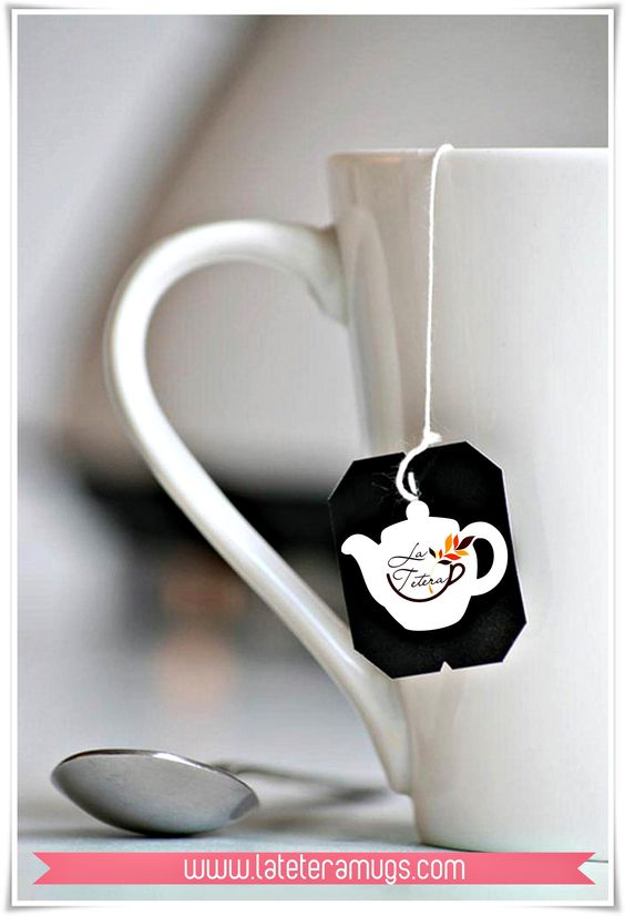 disfruta tu mug favorito a la hora del té!!!!  www.lateteramugs