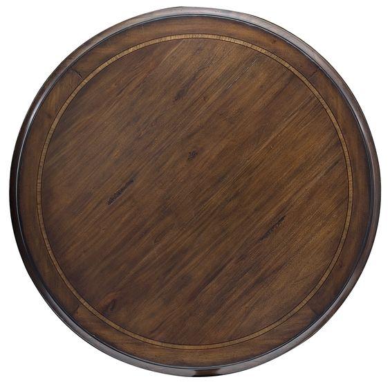 Round Dining Table   Bernhardt