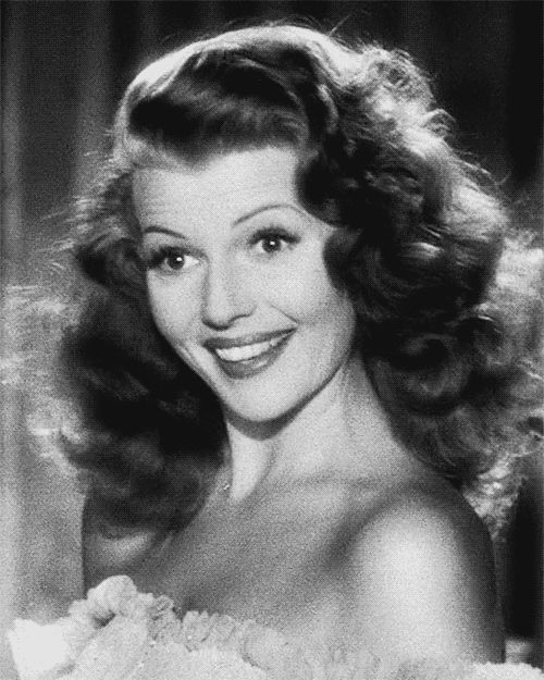 Rita Hayworth, Gilda (1946) - she knew how to flip her hair