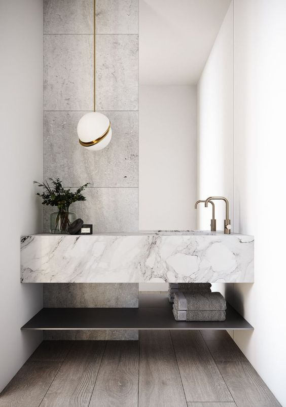 6 SCROLL-STOPPING BATHROOMS - Zoe Olivia