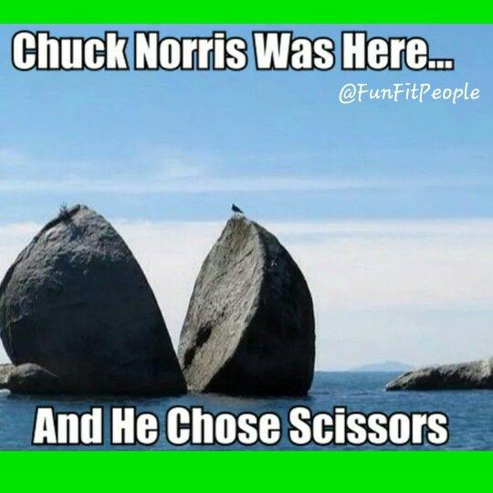 #lmao #chucknorris #rockpaperscissors