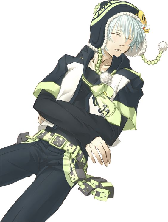 DRAMAtical Murder Render - Clear || Noiz Clothes by ...
