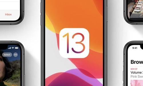 iOS 13 Çıktı!