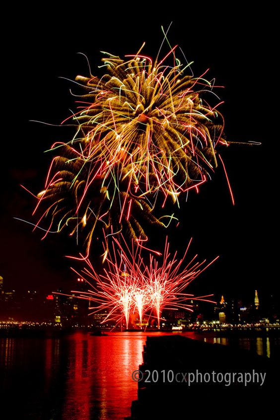 How to Photograph Fireworks Displays by Darren Rowse via digital-photography-school