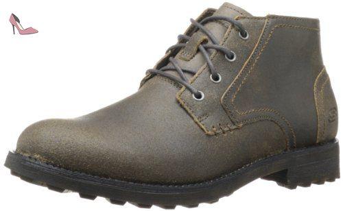 Go Walk 3 Fit Knit - Chaussures Multisport Outdoor Homme - Noir (Black BBK) - 39.5 EU (6 UK)Skechers vKAItVUvKA