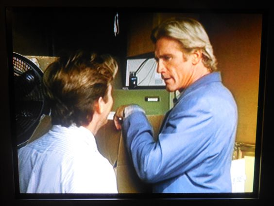 """Witness to Murder-Jessie wants to help with the stakeout. Steve: """"Jessie, don't…"""