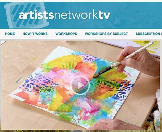 Art Licensing from My Seat on the Bus: 8 Useful Sites for Art and Creating