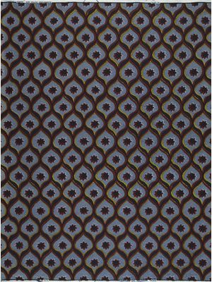 VLISCO CLASSIC WAX FABRIC - CONGRÈS | This elegant pattern is the choice of…: