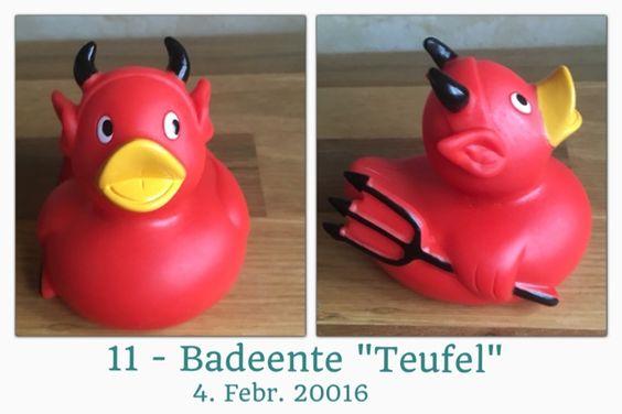 Karins Buch - Lese-Blog: Meine 13 Badeenten