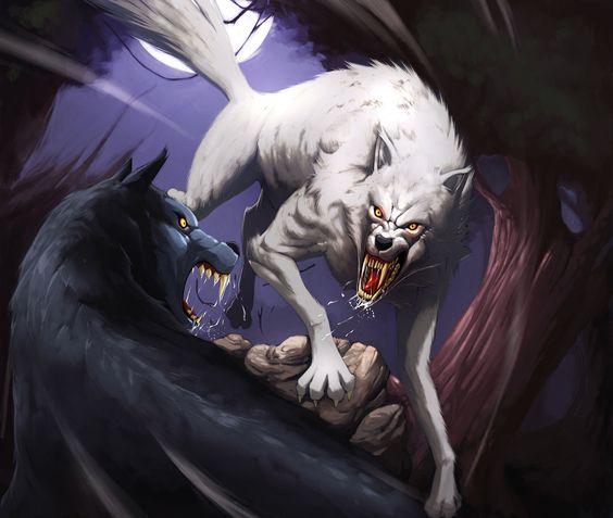 Wolf Rain tribute by Chaos-Draco.deviantart.com on @DeviantArt