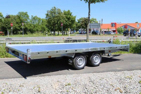 Galaxy Multitransporter - PKW Anhänger Hersteller - PKW Anhänger, Aufbauten…