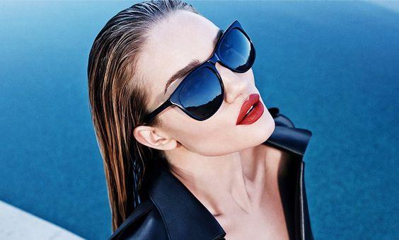 Beauty Trend: ¡empápate del wet-look!