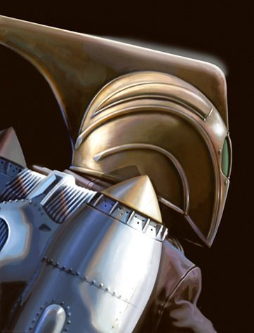 """""""Rocketeer"""" by Brian Rood"""