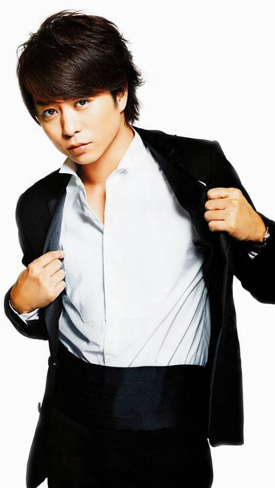 櫻井翔のジャケット