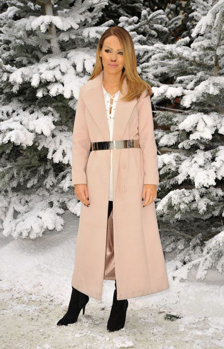 Katie Piper shares her plans for first Christmas as a wife
