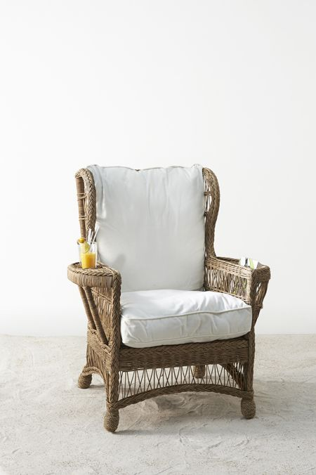 €599,- Carolina Wing Chair #living #interior #rivieramaison: