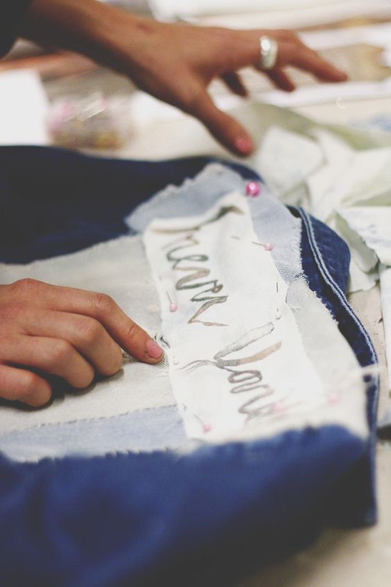 Forever Yours | Free People Wedding Jacket DIY