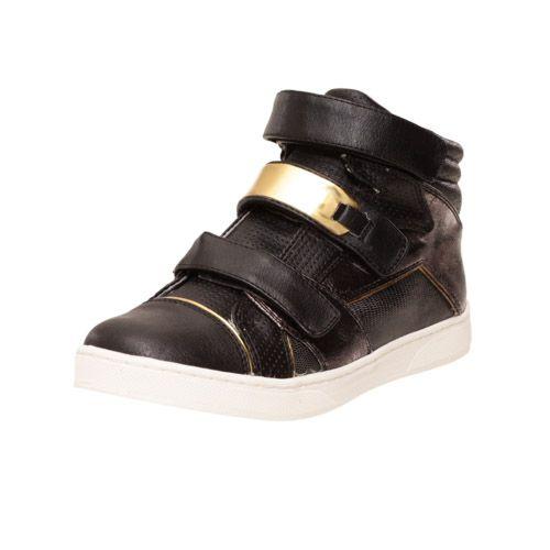 coole #Sneaker von #bullboxer für #Mädchen #schwarz und #weiß #black and #white #sport #girl giggs.de