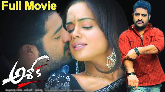 hindi dubbed movies of ntr jr. - ghayal the fighterman poster