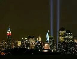9/11 never forget; (