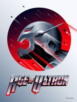 Ultron Rising poster by rodolforever