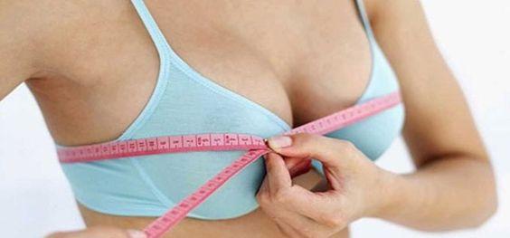 Exercícios para deixar os seios maiores e durinhos