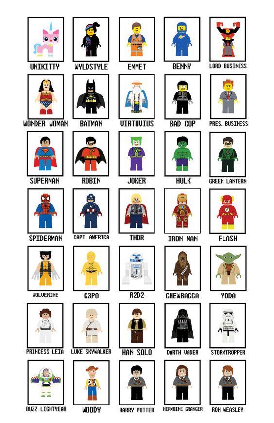 Lego movie, Lego and Lego wall art on Pinterest