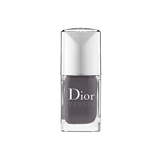 Stone cold GORGEOUS nail color: Dior in Stone. #dior #nail