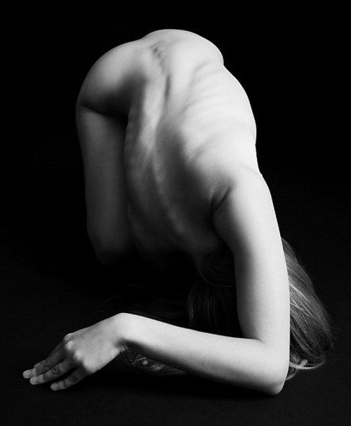 Beautiful black and white photograph yoga body art pinterest contortion bodies and black